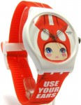 Swatch Use Your Ears - SUOZ114